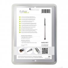 Stylus Touch Pen weiß  Zuluu Organic Touch