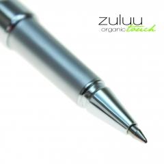 Stylus Touch Pen silber-titan  Zuluu Organic Touch