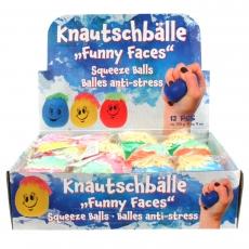 Knautschball - Stressball 120g  8 cm