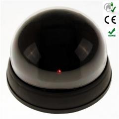 Überwachungskamera-Attrappe Dome