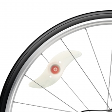 Fahrrad - LED Speichenlichter 2er Set