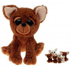 Plüsch Hund Chihuahua 40 cm