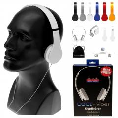 Kopfhörer HD COOL-Vibes inkl. Mikro