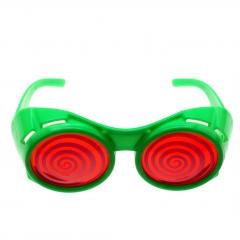 Party Brille Hypno
