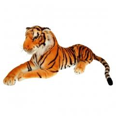 Plüsch Tiger braun  100 cm