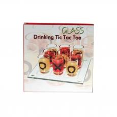 Trinkspiel Tic-Tac-Toe