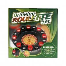 Trinkspiel Schnaps-Roulette