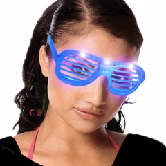 Party Atzenbrille LED-Licht  3 LEDS