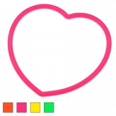 Modeschmuck Herz-Armband 8er Set