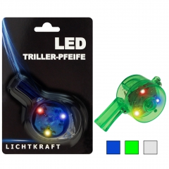 LED Trillerpfeife