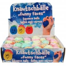 Knautschball - Streßball 45g  6 cm