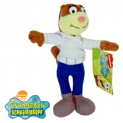 Plüsch Spongebob - Sandy Gr. 7