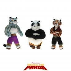 Plüsch Kung Fu Panda Sortiment Gr. 7