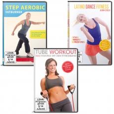 DVD Fitness Sortiment