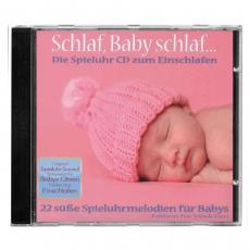 CD Schlaf Baby, Schlaf für Mädchen