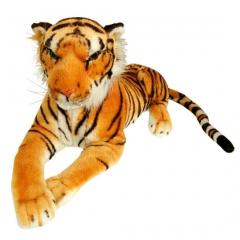 Plüsch Tiger braun  160 cm