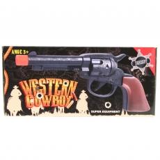 Action-Set Cowboy 2-teilig