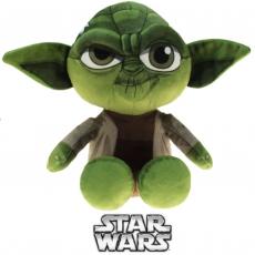 Plüsch Star Wars - Yoda Gift Quality 27 cm