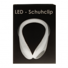 LED Schuhclip