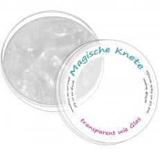 Magische Knete Glas  8 cm