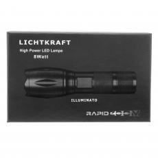 Taschenlampe Illuminato High Power 8 Watt