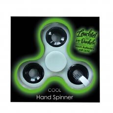Hand Spinner - Glow in the Dark  7,5 cm