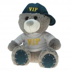 Plüsch Bär VIP & Dollar 25 cm