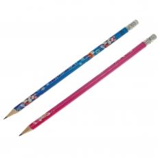 Bunte Bleistifte 12er Set - 19 cm