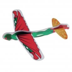 Styropor Flieger Superhelden 16 cm