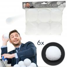 Schneeball-Set - ICE  7,5 cm