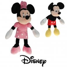 Plüsch Disney Mickey und Minnie Mouse  Sortiment  Gift Quality