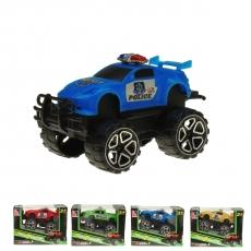 Fahrzeuge Geländewagen Police 10 cm