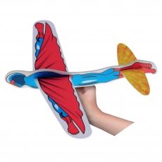 Styropor Flieger Superhelden 40 cm