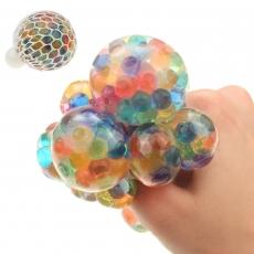 Knautschball - Quetschball Spaceball 100gr.  6 cm