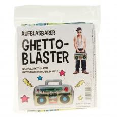 Aufblasbarer Ghettoblaster 42 cm