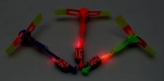 LED Flying Umbrella Helikopter (im Beutel)