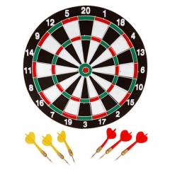 Dartspiel Dartboard 43 cm