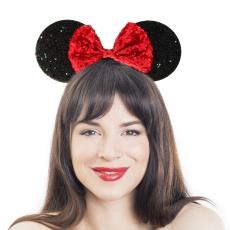 Haarreifen Mausi-Glam
