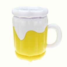 Aufblasbarer Bierkrug  Bucket  40 cm