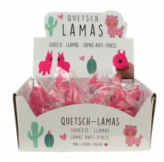 Quetsch Lama pink