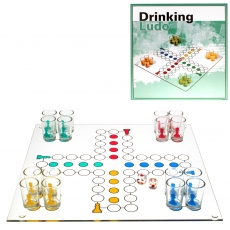 Trinkspiel Drinking Ludo