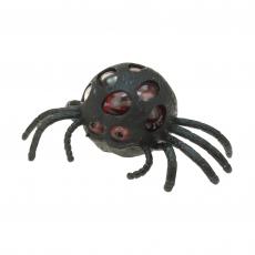LED-Knautschball - Quetschball Spinne