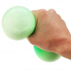 Neon Knautschball Wobble 9 cm 140g