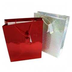 Geschenktüte Metallic
