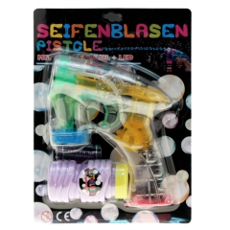 Seifenblasenpistole mit LED Licht
