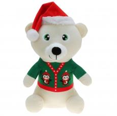 Plüsch Weihnachtstiere 35 cm