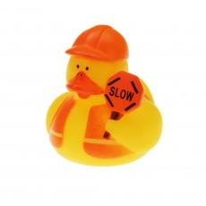 Gummi-Ente Bauarbeiter 5 cm