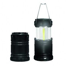 Laterne Pop Up Lichtkraft COB LED ausziehbar