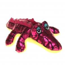 Plüsch Krokodil Chrom 30 cm