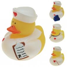 Gummi-Ente Krankenschwester 5 cm